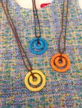 TOPICS:4/11更新!!JUNA・ワインドフープ革ひもネックレスに限定サマーカラーが仲間入り♪WEBSHOPでも発売開始しました。